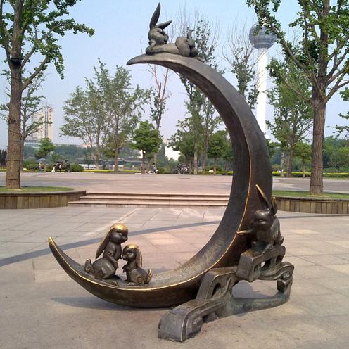 銅雕塑-4-