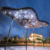 灯光雕塑-16