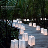 灯光雕塑-2-