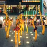 灯光雕塑-15