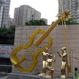 形象标志雕塑-7