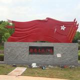 部队雕塑-9