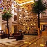 酒店会所雕塑-8