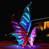 灯光雕塑-103