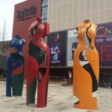 商业街雕塑-4