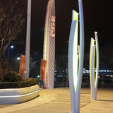 灯光雕塑-45
