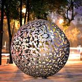 灯光雕塑-60