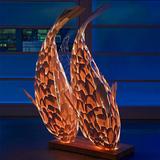 灯光雕塑-86