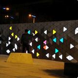 灯光雕塑-54