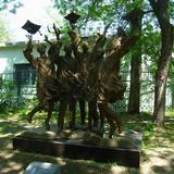 校园雕塑-2-