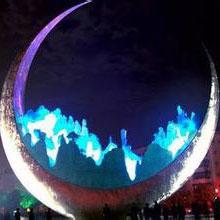 灯光雕塑-91-