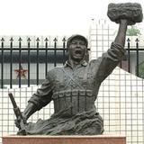 部队雕塑-8