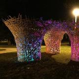 灯光雕塑-73