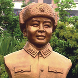 部队雕塑-7