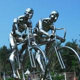 体育竞技雕塑-5