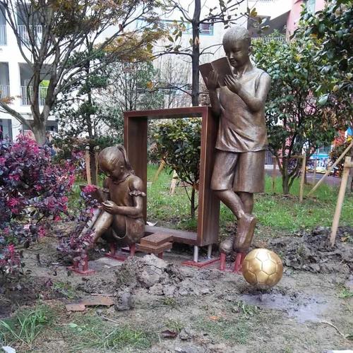 校园雕塑-3-