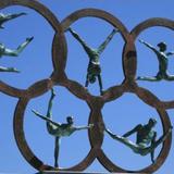 体育竞技雕塑-4
