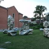 金属景观石-45