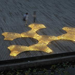 灯光雕塑-36-