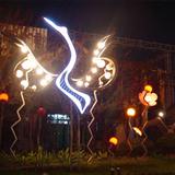 灯光雕塑-101