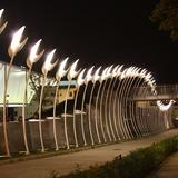灯光雕塑-55