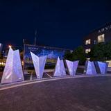 灯光雕塑-85