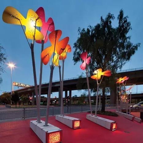 灯光雕塑-58-