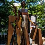 商业街雕塑-1