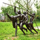 体育竞技雕塑-7