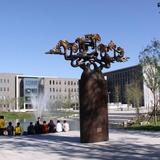 校园雕塑-1-