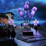 灯光雕塑-42
