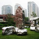 金属景观石-2