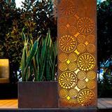 灯光雕塑-68