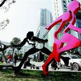 体育竞技雕塑-8