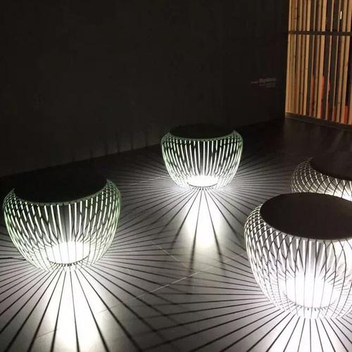 灯光雕塑-107-