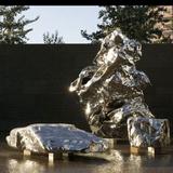 金属景观石-44
