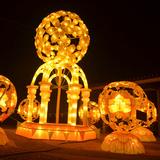 灯光雕塑-97