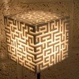 灯光雕塑-11
