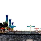 灯光雕塑-106