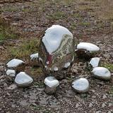 金属景观石30 -ST-030