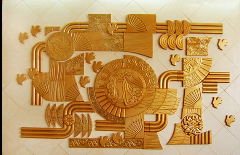 制作雕塑的材料和方法有哪些?能用玻璃钢定制吗?