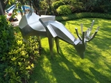 園林景觀雕塑存在的意義和常見的類別