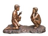铸铜雕塑铸铜工艺及保养知识
