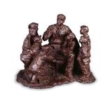 铸铜雕塑分类介绍和保养技巧