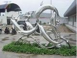 不銹鋼雕塑的特點和雕塑形式