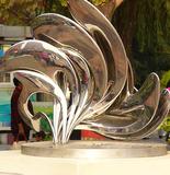 浮雕的表现手法和不锈钢雕塑的保养