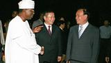 四方產品被省政府選為禮品贈送非洲客人