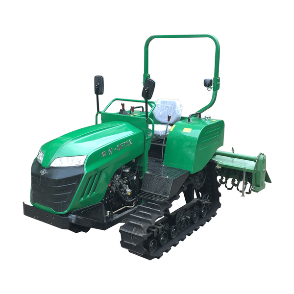 Walking Tractors & Crawler Tractors