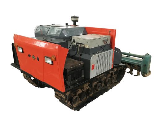 多功能保護型智能水田作業機-