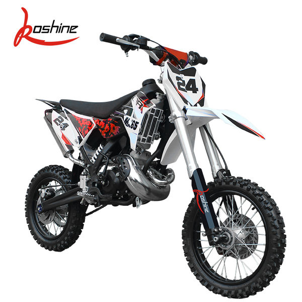 Powerful 65cc water cooled DIRT BIKE SN-GS395-XLW